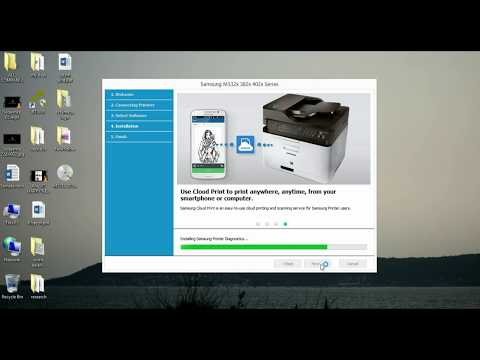 Samsung Universal Print Driver 2 Download/Install For Windows PC| Software | SL M3320ND