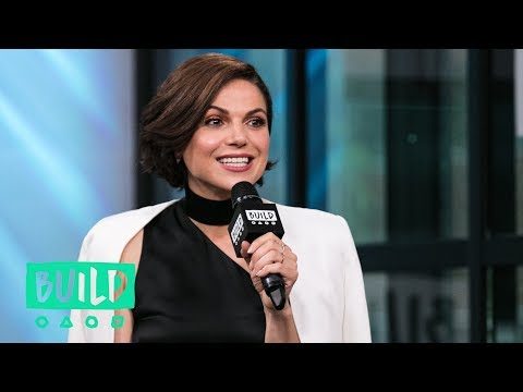 """Lana Parrilla Talks About The Hit ABC Series """"Once Upon A Time"""""""