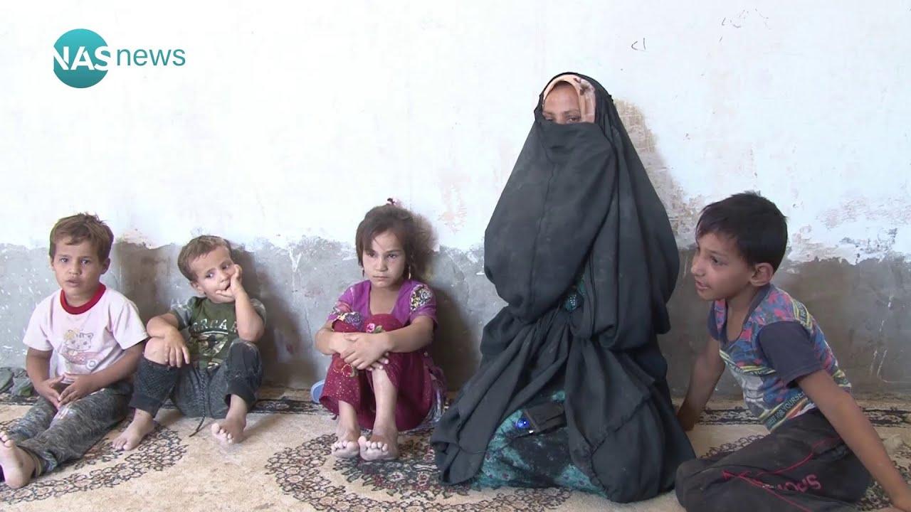 كاميرا 'ناس' في منزل 'عائلة منكوبة': تخطط لإيداع الأطفال دار الأيتام!