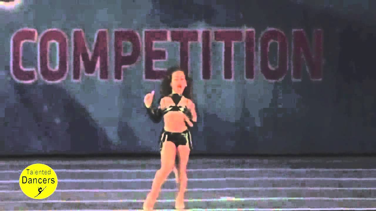 Asia Monet Ray Dancing To - Control - 6 yr old