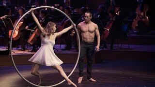 DUO UNITY | A Circus Symphony 2016 | Gustav Mahler Adagio Symphony no. 5 | Duo Roue Cyr Wheel