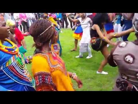 AFRICAN DAY 2016 CELEBRATION IN CORK IRELAND