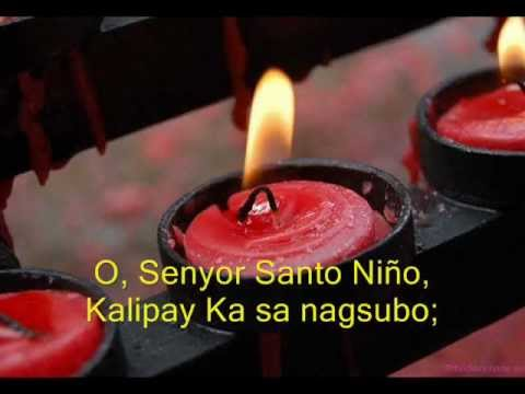 O Senyor Santo Niño (with  lyrics and vocals).wmv