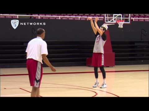 'The Drive' digital exclusive: Stanford's Johnny Dawkins is a hands-on teacher