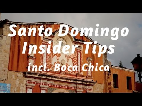 🌴Santo Domingo Travel Guide | Dominican Republic Vacation☀️