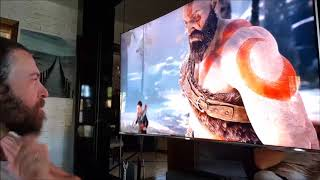 God of War -  PIOR gameplay do YouTube!!