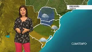 Previsão Sul – Alerta De Chuva Intensa No Pr