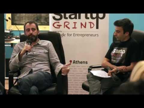 Startup Grind Athens Hosts Haris Karonis (Founder & CEO Realize, Viva, Viva Payments)