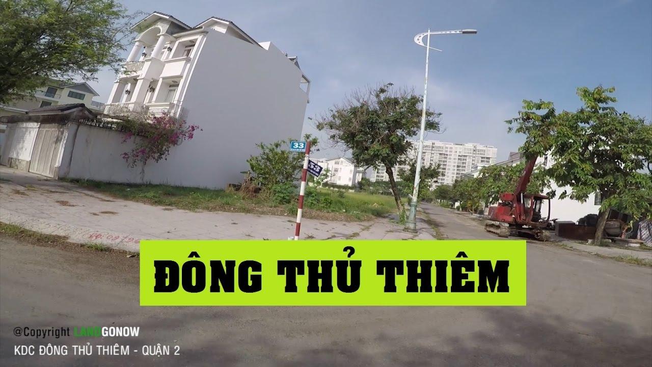 Nhà đất KDC Đông Thủ Thiêm, Nguyễn Duy Trinh, Bình Trưng Đông, Quận 2 – Land Go Now ✔