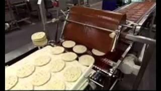 Hogyan készül a gyorsfagyasztott pizza?