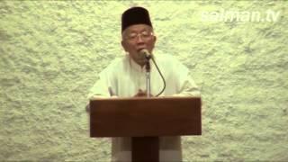 Khutbah Jumat KH. Miftah Faridl: Silaturahim