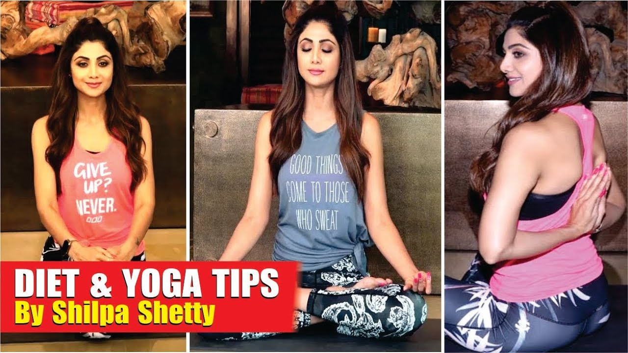 shilpa shetty diet plan youtube
