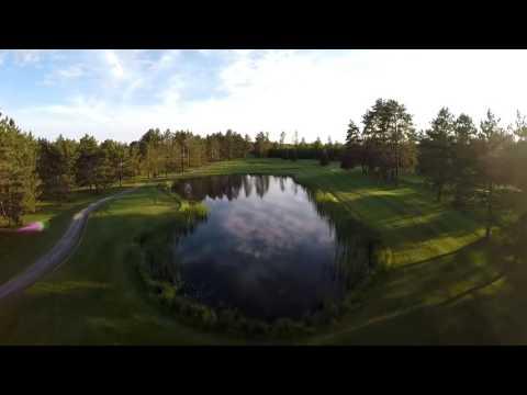 Hayward Golf Club Hole 14 Flyover