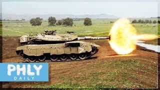 MERKAVA 2D Main Battle Tank (Armored Warfare Gameplay)