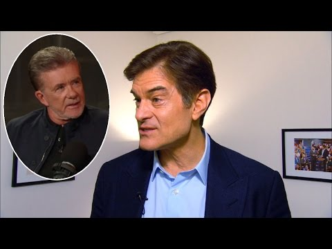 After Alan Thicke's Death, Dr. Oz Advises What To Do In Event Of A Heart Attack