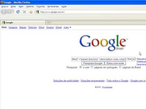 como baixar musicas pelo google
