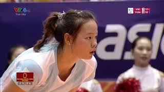Giải bóng chuyền nữ quốc tế VTV CUP 2018.ĐT Việt Nam vs Vân Nam  (TQ)  | .2