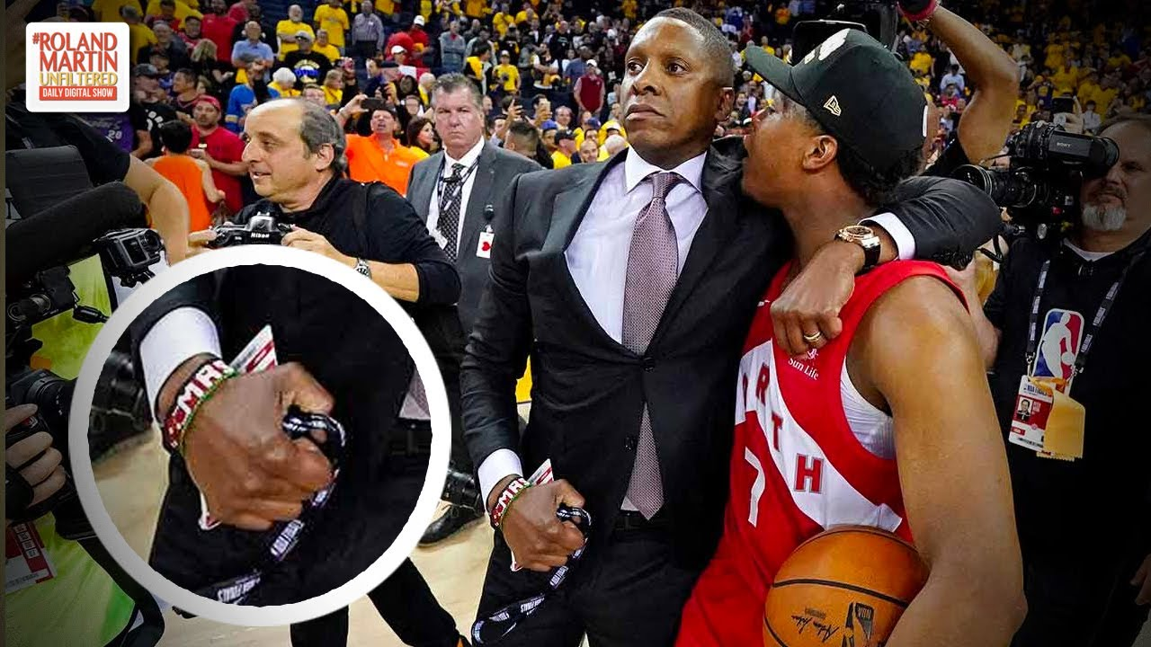 Alameda County Sheriff's Deputy Is Lying About Altercation With Toronto Raptors GM Masai Ujiri