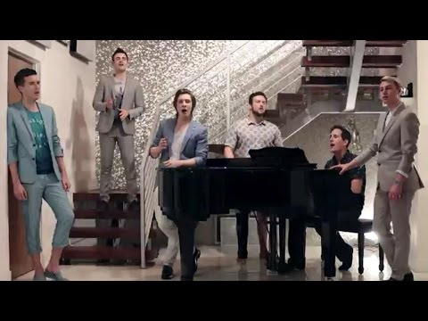 Casey Breves and Collabro  Make You Feel My Love