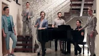 Casey Breves and Collabro - Make You Feel My Love