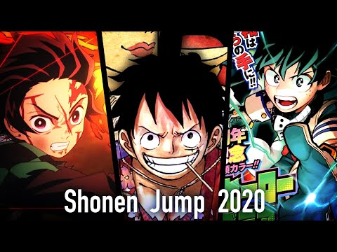 The Current State Of Shonen Jump 2020