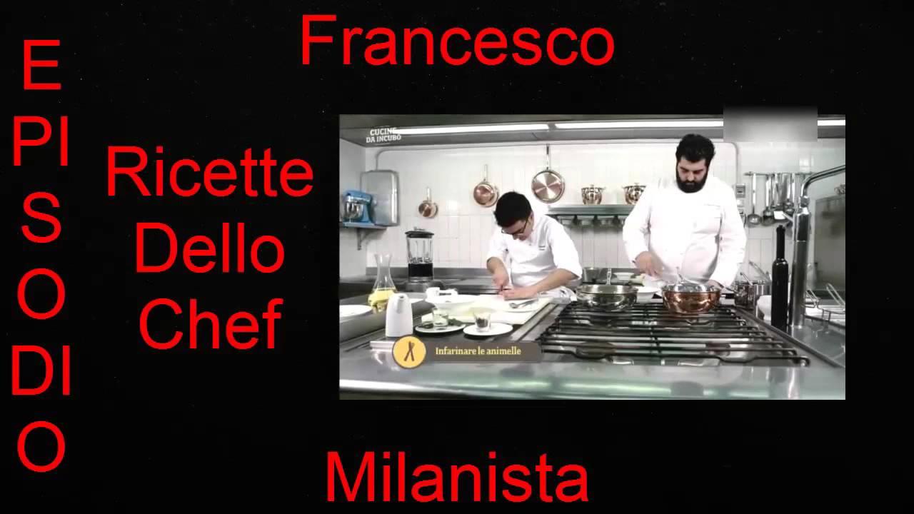 Le ricette di antonino cannavacciuolo cucine da incubo italia episodio 2 hd youtube - Ricette cucine da incubo ...