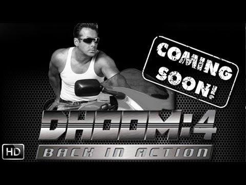 Salman Khan Ka New Film Dhoom 4 2015 Youtube