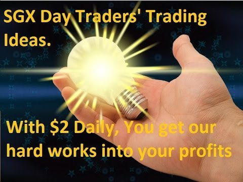 SGX Day Traders ---See how we profits from Ausgroup and Mermaid with Lucky Stock Picks