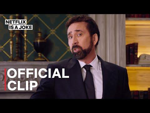 Nicolas Cage's History Of Swear Words   Coming January 5