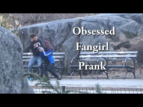 OBSESSED FANGIRL PRANK (On Adam Saleh)