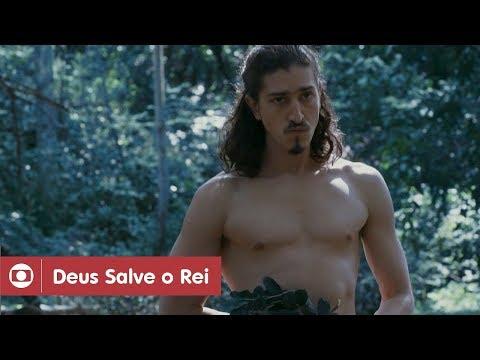 Deus Salve O Rei: capítulo 130 da novela, sábado, 9 de junho, na Globo