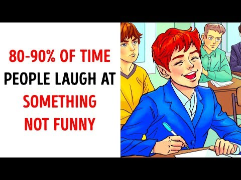 Scientists Explain Why You Laugh at Awkward Moments