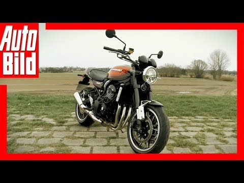 Kawasaki Z900 RS 2018 Fahrbericht Review Details