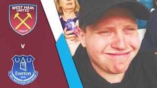 WEST HAM UNITED VS EVERTON (Premier League 16/17)
