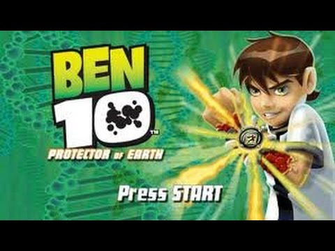 تحميل لعبة ben 10 protector of earth ps2