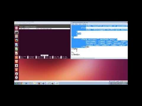 تثبيت جدار ناري تطبيقي waf modsecurity مع apache server on ubuntu 13