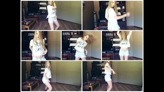 Attempting To Do A Havana Dance Tutorial
