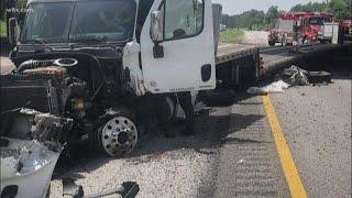 Fatal accident on I-26 kills three blocks all lanes
