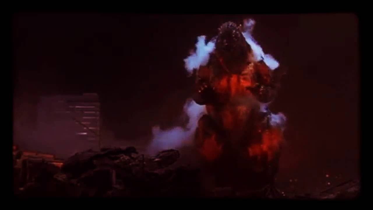 Godzilla Vs. Destroyah (1995) Godzilla Jr;Destroyah ...