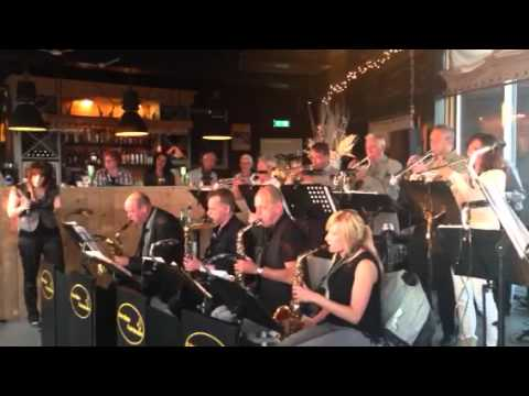 Blue Skies - BigBand Rhythm Harmonies