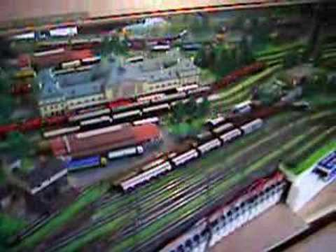 Model Railway Z Scale