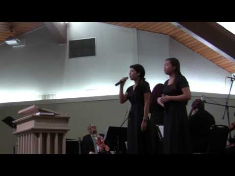 Wonderful Merciful Savior sung by Coral Springs Christian Academy Chorus Soloists CSCA FPC