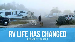 RV Life Has Changed | RVing During a Pandemic