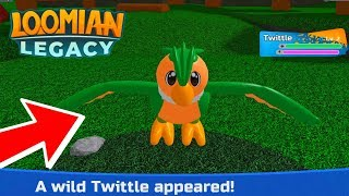 BATTLING TRAINERS AND CATCHING NEW LOOMIANS! | Roblox Loomian Legacy Episode 2