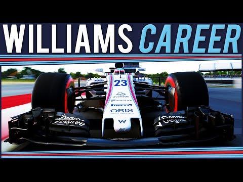 The struggle | F1 2017 Career Mode #97 | United States GP