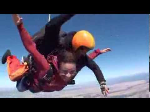 Jackie Allen Skydiving (Sacramento)