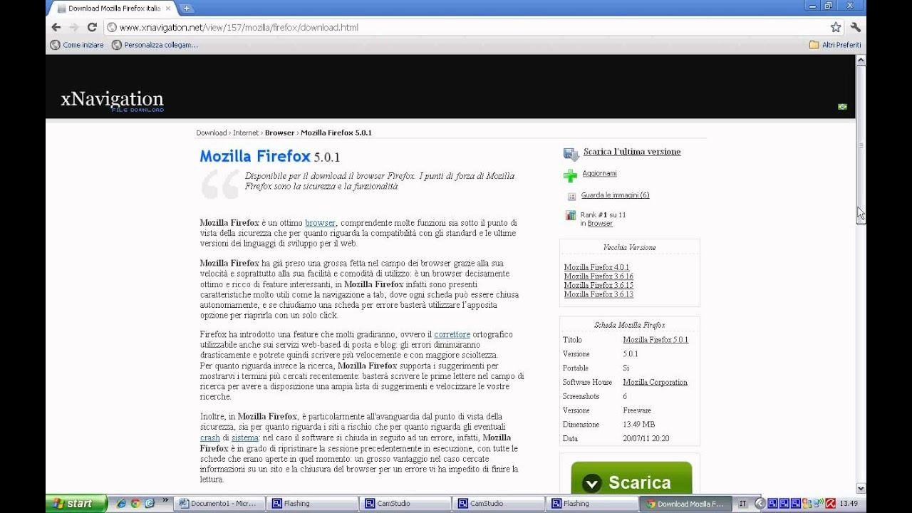 scaricare browser mozilla firefox