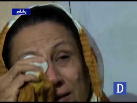 پشاور: معروف فنکارہ نوشابہ بیٹے کا علاج کروانے سے قاصر