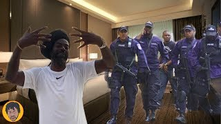 BREAKING NEWS   Buju Banton Hotel Room In Trinidad GOT Raid By Police