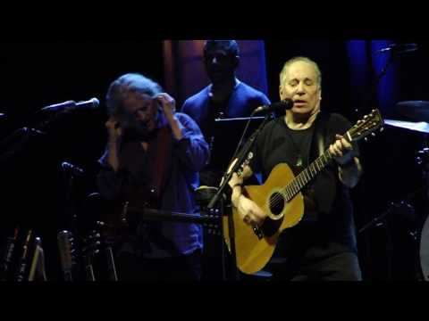 Paul Simon live in Leipzig am 18.10.2016 - The Boxer